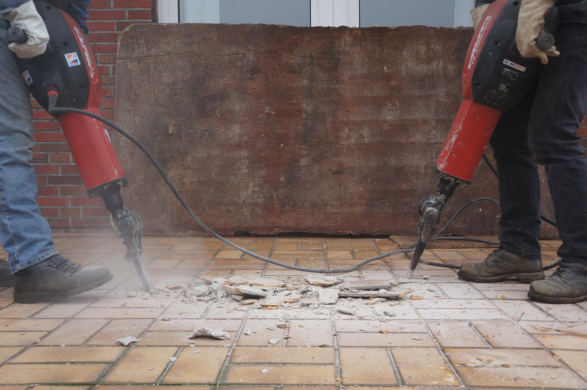 Servicios de Limpiezas de Finalización de Obras